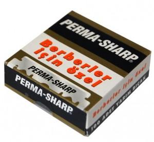 Permasharp - Permasharp Yarım Ustura Jileti,100'lü Paket