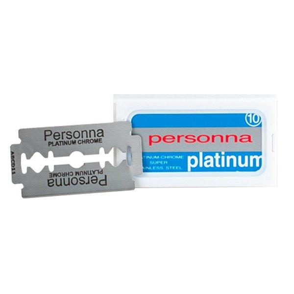 Personna Platinum-Chrome Yaprak Jilet, 10lu