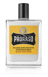 Proraso Aftershave Balm - Wood & Spice, 100ml - Thumbnail