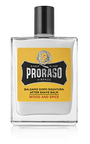 Proraso Aftershave Balm - Wood & Spice, 100ml