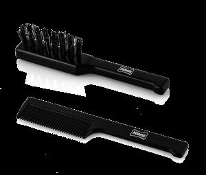 Proraso - Proraso Bıyık Fırçası ve Tarağı, Siyah