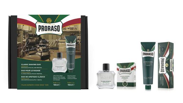 Proraso Duo Gift Pack, Refresh, After Shave Balm