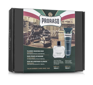 Proraso Duo Gift Pack, Refresh, After Shave Balm - Thumbnail