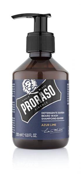 Proraso Sakal Şampuanı, Azure & Lime, 200ml