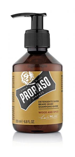 Proraso Sakal Şampuanı, Wood & Spice, 200ml