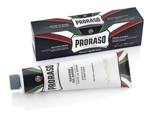 Proraso Tıraş Kremi - Aloe Vera Özlü ve E Vitaminli, 150ml
