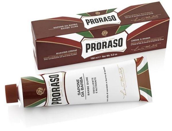 Proraso Tıraş Kremi - Sandal Ağacı ve Shea Yağı Özlü, 150ml