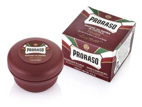 Proraso Tıraş Sabunu - Sandal Ağacı ve Shea Yağı Özlü, 150ml