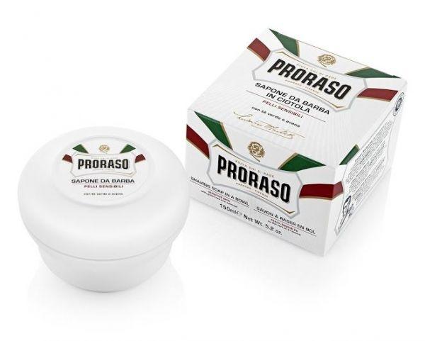 Proraso Tıraş Sabunu - Yeşil Çay ve Yulaf Özlü, 150ml