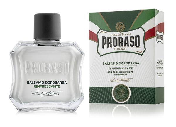 Proraso Tıraş Sonrası Balsamı - Okaliptüs Yağı ve Mentollü, 100 ml