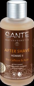 Sante - Sante Homme II Tıraş Sonrası Losyon, Organik Kafein ve Açai Özlü, 100 ml