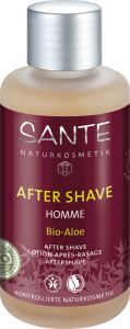 Sante - Sante Homme Tıraş Sonrası Losyon, Organik Aloe Özlü, 100 ml