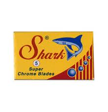 Shark Super Chrome Yaprak jilet, 5li - Thumbnail