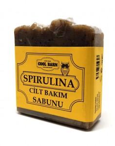 Cool Barn - Spirulina Cilt Bakım Sabunu