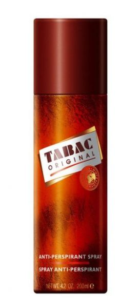 Tabac Original Anti-Perspirant Spray, 200ml