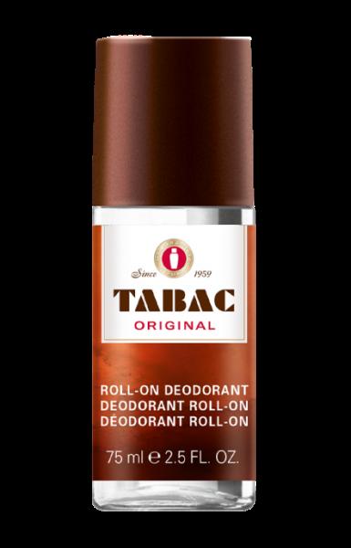 Tabac Original Deodorant Roll-On, 75ml