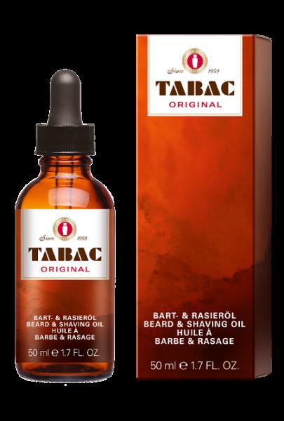 Tabac Original Sakal ve Tıraş Öncesi Yağı, 50ml