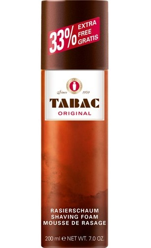 Tabac Original Tıraş Köpüğü, 200ml