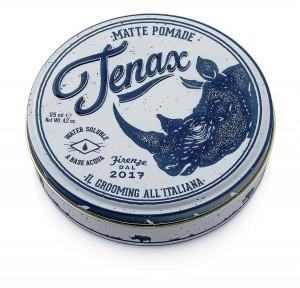 Tenax - Tenax Saç Şekillendirici Mat Pomad, 125 ml
