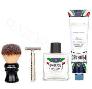 Wet Shaver's Easy Starter Kit - Thumbnail