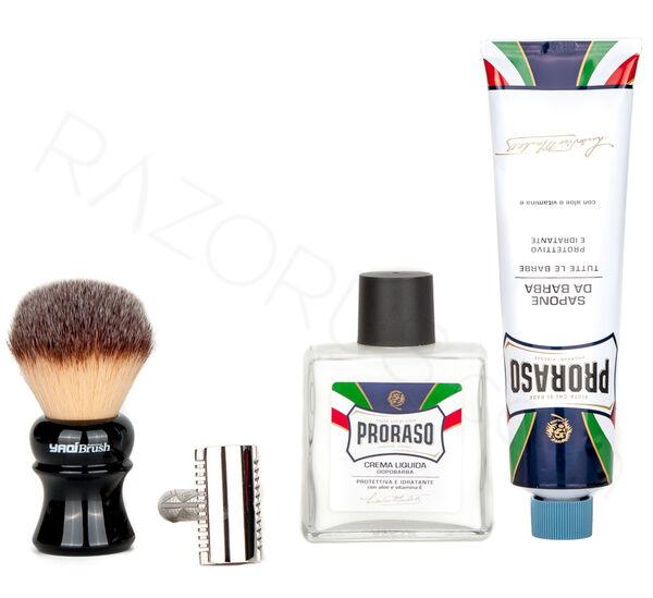 Wet Shaver's Easy Starter Kit