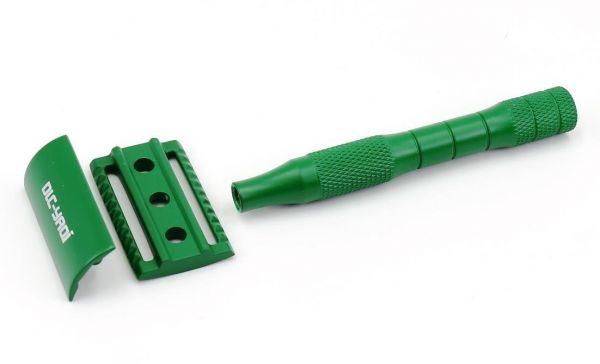 Yaqi Jiletli Tıraş Makinesi, Yeşil
