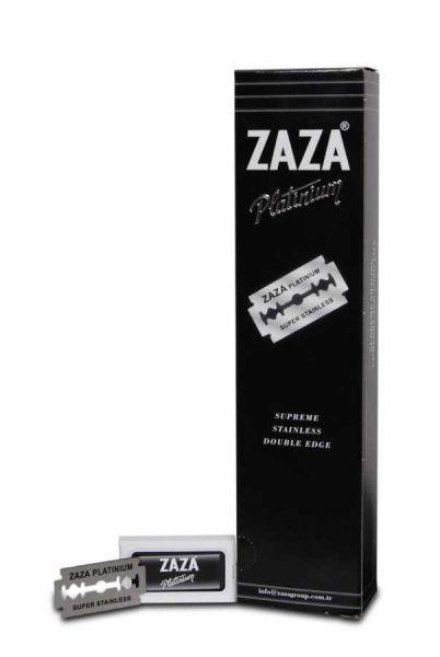 Zaza Platinium Razor Blades, 100pc