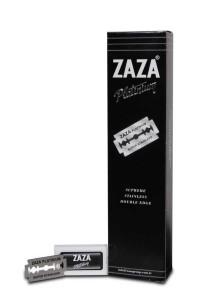 Zaza - Zaza Platinium Yaprak Jilet, 100'lü Paket
