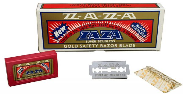 Zaza Gold Yaprak Jilet, 100'lü Paket